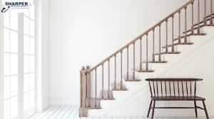 is it better to paint or stain your kitchen cabinets should you paint or stain stairs and railings in your home
