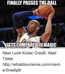 Bt Meme - gets comparedto magic what ioll memecom bt bu facc new look kobe