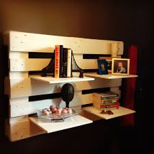 Floating Wood Shelves Diy by Creative Diy Bookshelves Design Ideas With Floating Shelves Shelf
