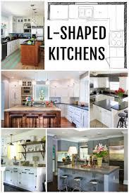 Island Kitchen Designs Layouts Best 25 Kitchen Layouts Ideas On Pinterest Kitchen Layout Diy