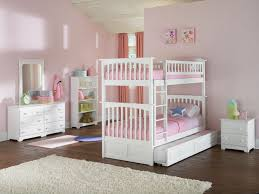 White Bunk Bed With Trundle Atlantic Columbia Bunk Bed Harris Family Furniture Stores In Nh