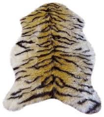 faux tiger skin rug 28 images 41 best images about taxidermy