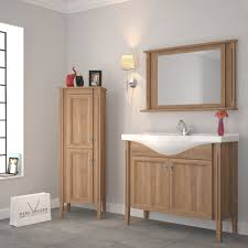 Oak Bathroom Cabinet Buy Bathroom Furniture Bathroom City