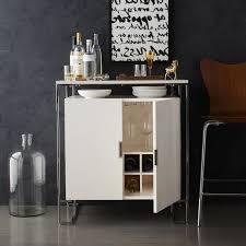 west elm bar cabinet baron deco bar cabinet white lacquer west elm b american
