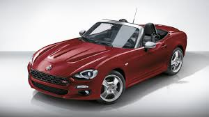 fiat convertible 2017 fiat 124 spider europa review gallery top speed