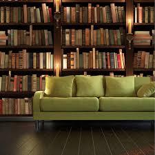 3d Bookshelf Online Get Cheap 3d Bookshelf Wallpaper Aliexpress Com Alibaba