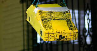 bumblebee pinata the bracht family quickly planned greatly enjoyed