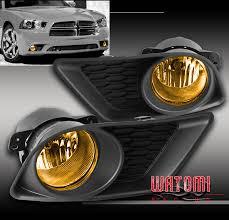 2012 dodge charger fog light bulb 11 14 dodge charger bumper driving yellow fog light lamp w bulb