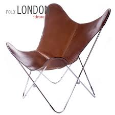 Bkf Chair Polo London Butterfly Leather Chair U2013 Big Bkf Buenos Aires