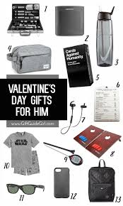 great valentines day gifts for him best valentines gifts for him valentines day gift guide