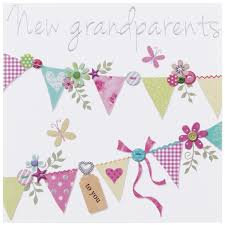 paperlink made with love new grandparents card temptation gifts