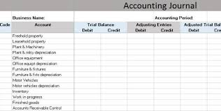 how to use excel for small business bookkeeping account