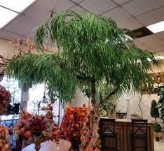 realistic custom silk trees los angeles showroom aldik home