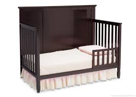 Hudson 3 In 1 Convertible Crib With Toddler Rail by Epic 4 In 1 Crib Delta Children U0027s Products