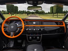 rolls royce 2016 interior rolls royce phantom drophead coupé beverly hills edition gtspirit