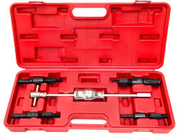 """Blind Hole Bearing Puller 4 Internal Clamps 3 8 to 1 1 4"""""""