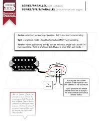 seymour duncan series parallel wiring diagram choice image p