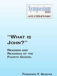 what is john gospel of john gospels