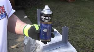 Best Way To Paint Metal Patio Furniture How To Paint Metal Rustoleum Youtube