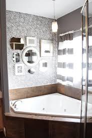 master bathroom makeover u2013 rockin u0027 roses damask stencil