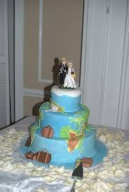 themed wedding cake toppers travel themed wedding cake topper travel themed weddings themed