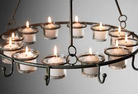 Real Candle Chandelier Candle Chandelier For Real Candles L World Real Candle