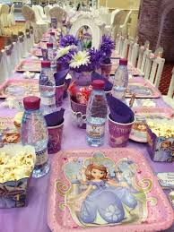 princess sofia birthday party ideas photo 6 of 36 catch my party