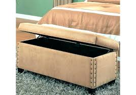 Cushioned Storage Bench Padded Storage Bench Seat Playroom Progress Sweet Seating Part 1