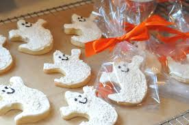 nine sixteen halloween sugar cookies ghosts of all sorts
