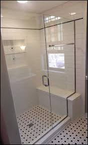 Shower Comfort Shower Bench Design 53 Comfort Design With Shower Seat Designs