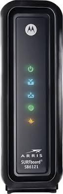 arris modem lights sb6121 customer reviews arris sb6121 best buy