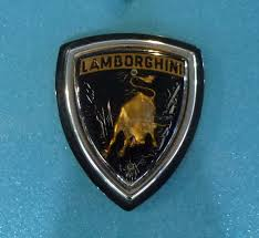 lamborghini symbol on car lamborghini faena coupé by frua