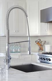 modern kitchen faucet contemporary kitchen faucets spaces modern with bronze kitchen