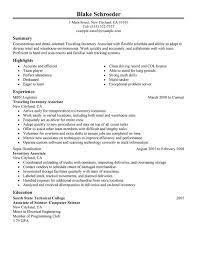 Stocker Resume Sample by Unforgettable Traveling Inventory Associate Resume Examples To