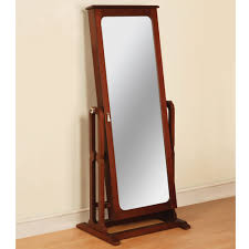 jewelry armoire plans the free standing mirrored jewelry armoire hammacher schlemmer