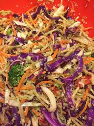 What Is A Main Dish - kutting edge recipe of the week u2013 asian quinoa slaw salad