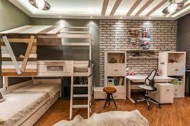 loft style children u0027s room