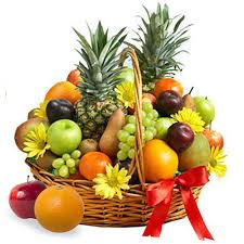 gourmet fruit baskets the supreme deluxe all fruit basket gourmet gift baskets for all