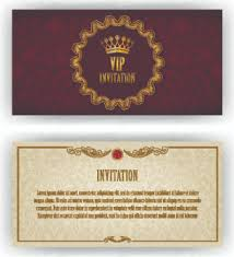 wedding card to blank invitation card free vector 14 302 free vector