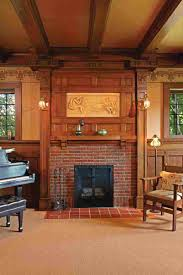a remodeled fireplace old house restoration products u0026 decorating
