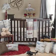 Airplane Crib Bedding Airplane Crib Bedding Wayfair