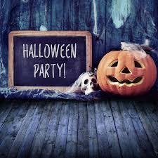skull halloween background online shop allenjoy halloween background pumpkin blackboard wood