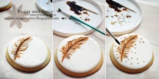 rustic wedding cookies tutorial u2013 naomicakes