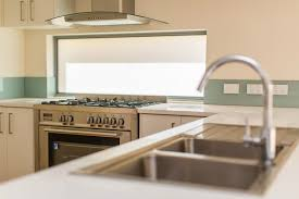 kitchen design gallery of curved glass canopy range hood