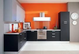 images of kitchen interiors endearing kitchen interiors decoration ideas with sofa interior