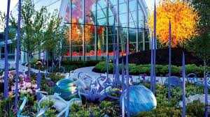 Botanical Gardens Seattle Chihuly Garden And Glass Seattle Seattle Expedia