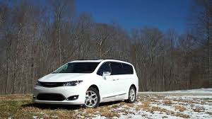 2017 chrysler pacifica has the goods consumer reports