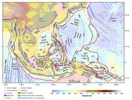 Map Of Tectonic Plates Jay Patton Online The Center Body And Range Of Technically