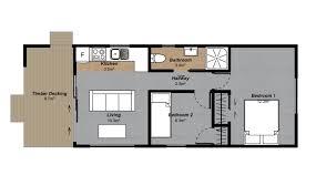 floor plan for 2 bedroom house genius 2 bedroom prefabricated houses