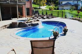 Inground Pool Kits Clearance Swimming Pool Waterfall Pond Spillover Waterfall Pa Pittsburgh